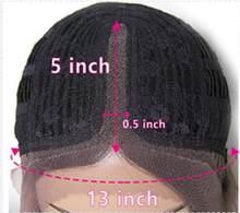 Beauty Forever 4x4 кружевные парики, u-образная часть, бразильский Волнистый парик с детскими волосами, Remy человеческие волосы, парики, предваритель...(Китай)
