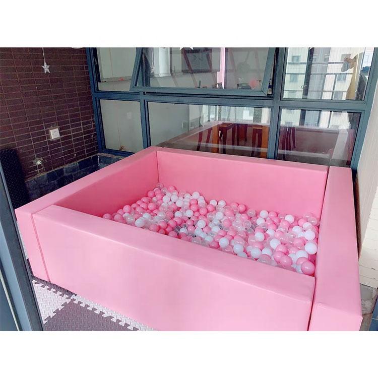 Комнатный бассейн для детского сада, коммерческая игровая площадка, мяч для вечеринки, бассейн для мягкой игры