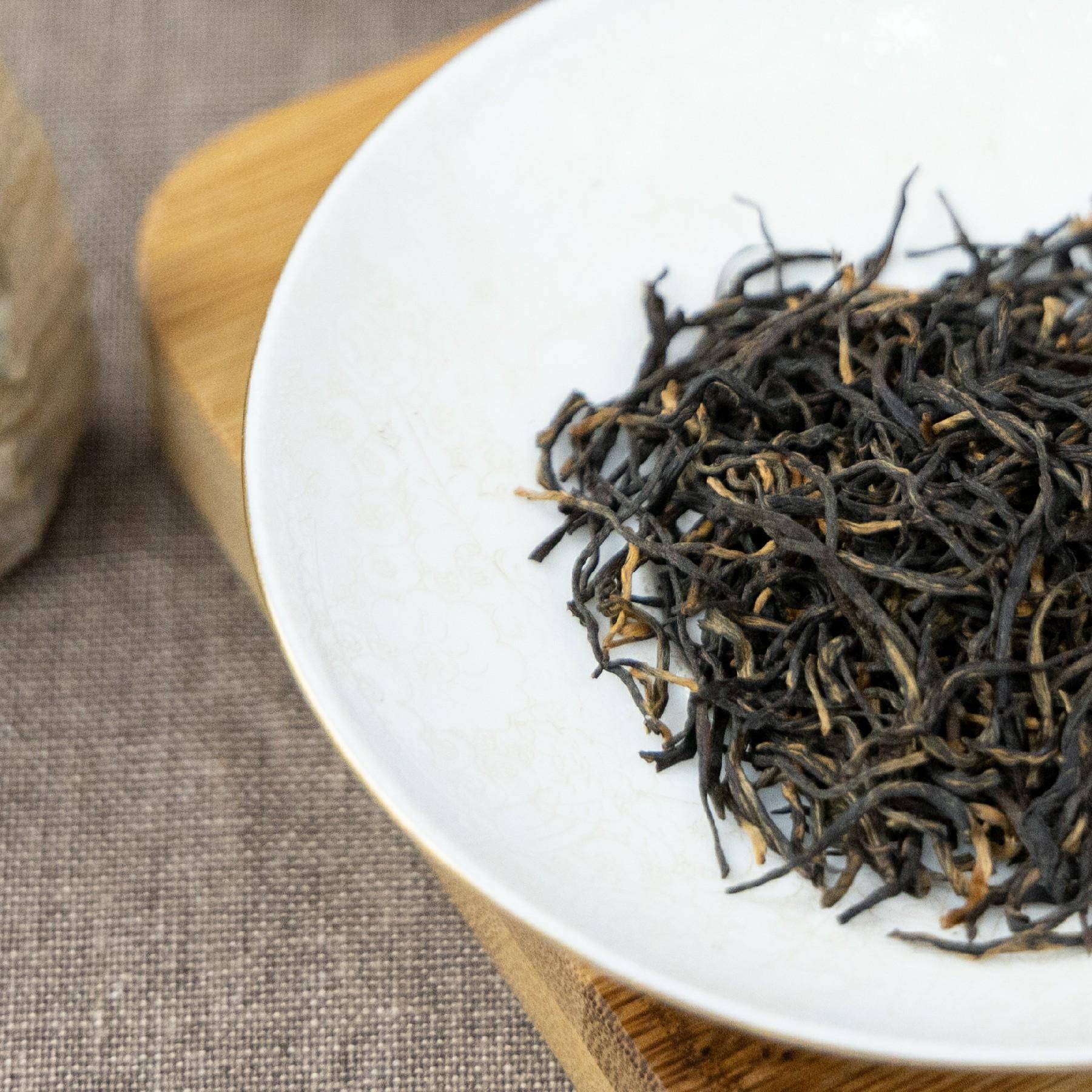 Special Black Tea Jinjunmei - 4uTea | 4uTea.com