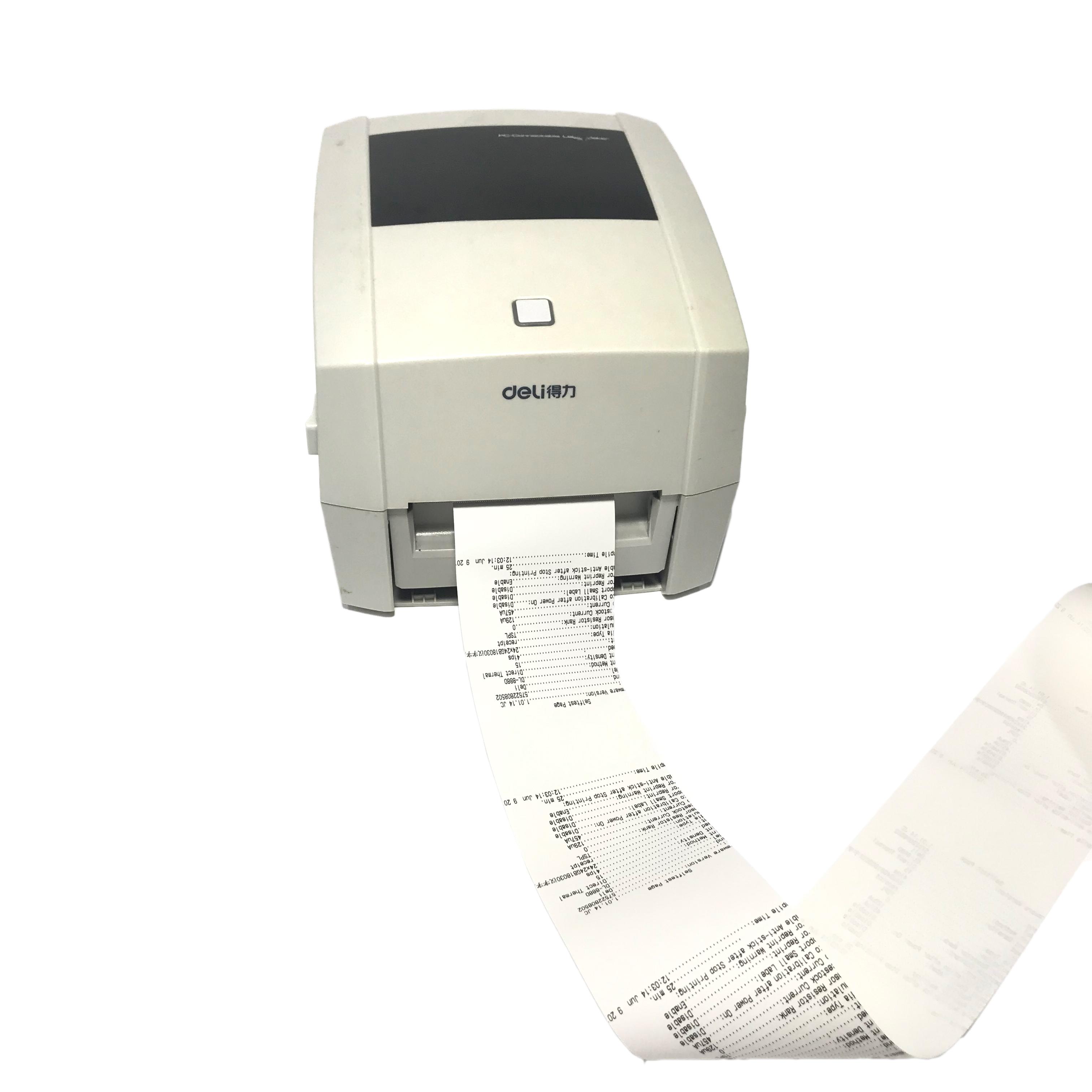 Высококачественный рулон термопринтера лотерейных билетов, рулон бумаги кассового аппарата, рулонов термобумаги
