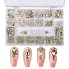Bling rhinestones for nails