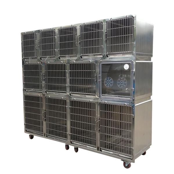 Высокое качество ветеринарная комбинированная клетка ветеринарная клетка для животных