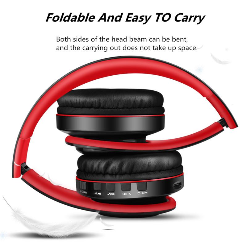 New arrivals amazon  B3 Handfree Wireless Headphone Headband Music Stereo gaming headset