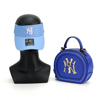 Royal Blue  purse and hat