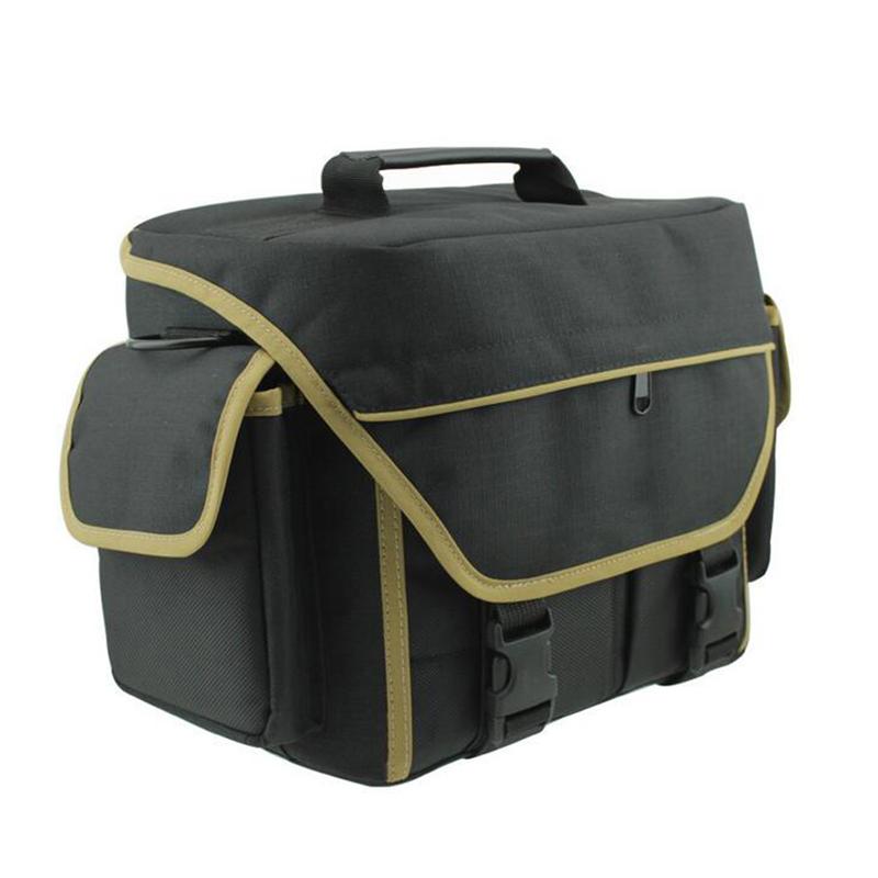 Camera bag dslr Large Capacity fashion Classic Design Waterproof Durable Messenger Camera carrying case bag