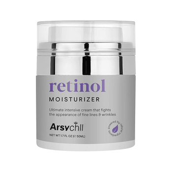 Private Label Skin Care Product Day and Night Anti Aging Wrinkle Moisturizer Hyaluronic Acid Retinol Face Cream