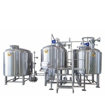 How To Start NEW 5BBL 10BBL 15BBL 20BBL Barley Beer Brewery Equipment For Beer Brewing