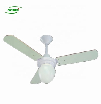 popular design modern simple wood blades 42inch ceiling fan with light