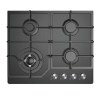 Gas 4 Burners Glass 4 Gas Burnergas4 Midea 60CM Gas Hob With 4 Burners Tempered Glass