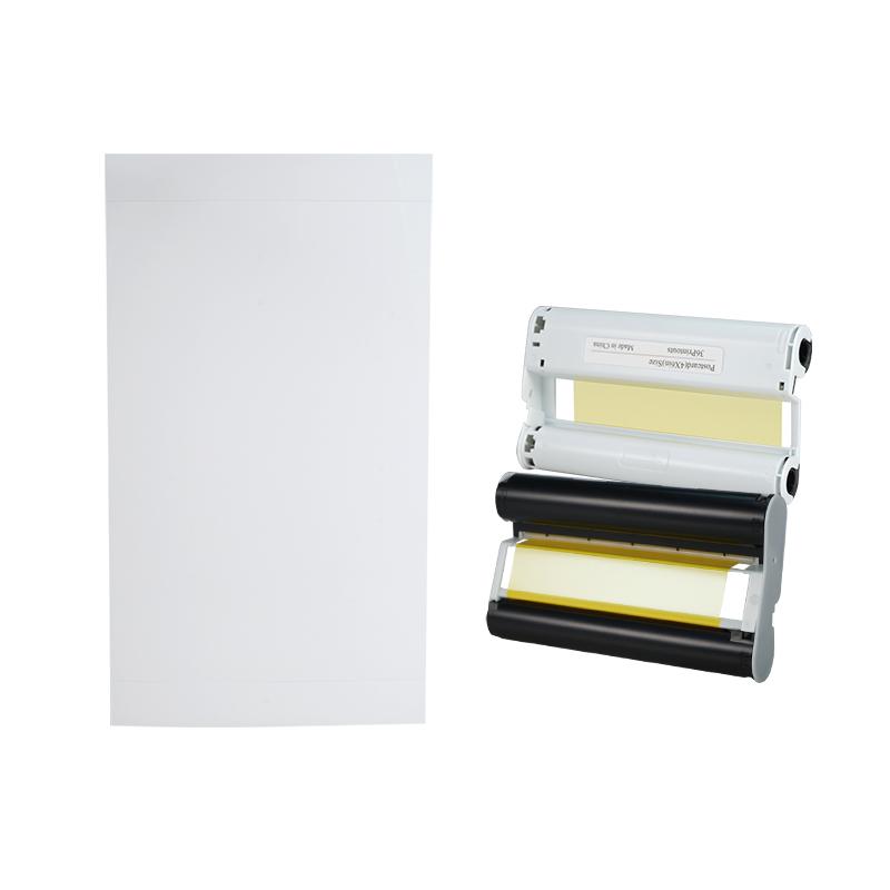 Высококачественная Водонепроницаемая глянцевая фотобумага для CP1200, CP1000, CP100, CP900, C1300