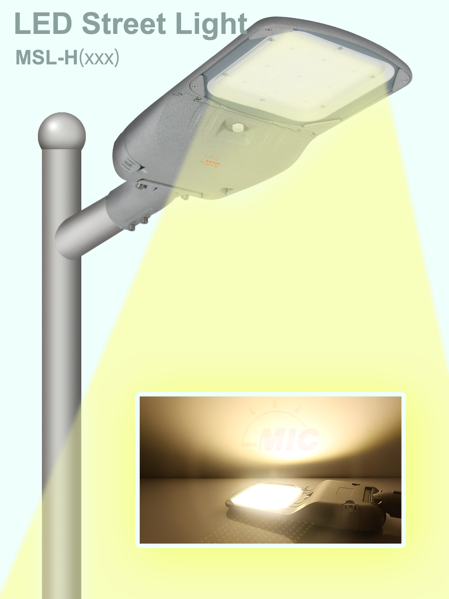 DLC ETL Outdoor LED Street Light Smd 50W 100W 150W 200W IP65 Waterproof LED Area Light LED Shoebox Light Price for Road