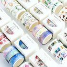 Professional Manufacturer Custom Colorful High Quality Washi Tape For Decoration