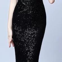 Это Yiiya платье для выпускного вечера 2020 с лямкой на шее Кепки рукав Для женщин Платья для вечеринок K037 элегантное платье размера плюс Vestidos De ...(China)