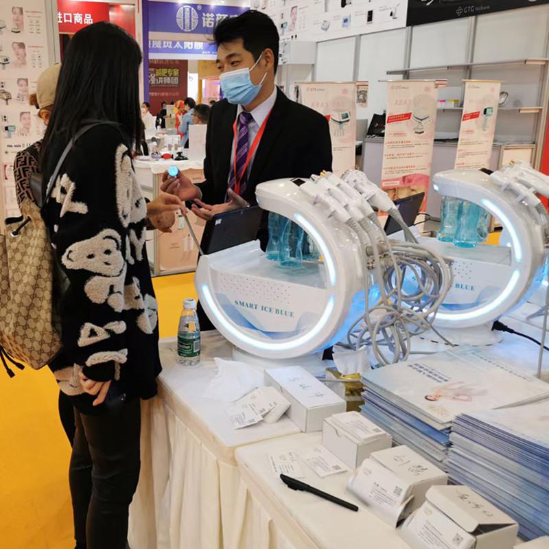 CASMB 7in1 Facial Machine Hydro Dermabrasion Water Dermabrasion Facial Dermabrasion For Skin Care