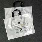 Plastic Bag Bags Custom Personalized Logo Plastic Shopping Bag Die Cut Handle Plastic Shopping Bags For Clothing/gift