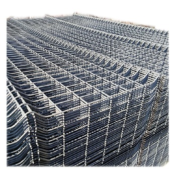 Fencing trellis panel galvanised iron wire fence