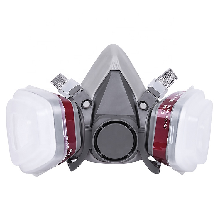 2021 trend 6200 half face gas respirator chemical half face gas mask - KingCare | KingCare.net