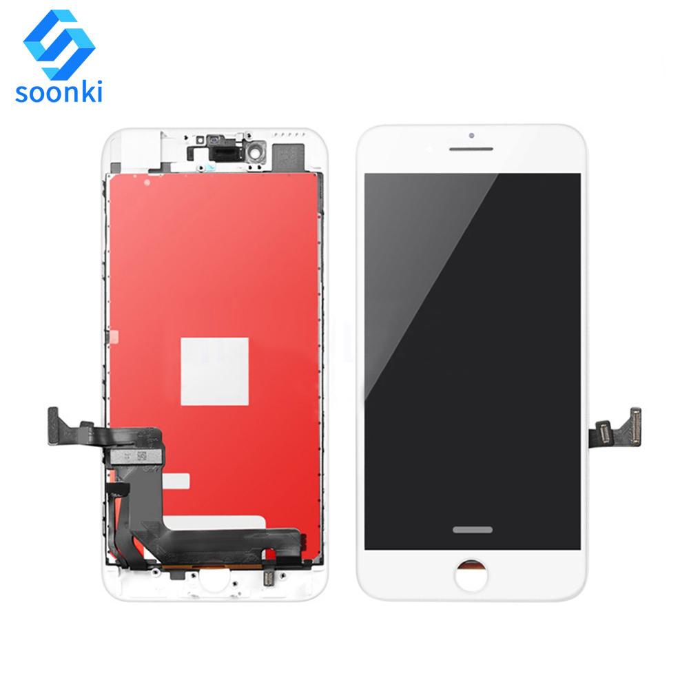 Все модели ЖК-дисплеев сенсорный экран дигитайзер Мобильный ЖК-экран для iphone 5 6 6s plus 7 8 plus X Xs max ЖК-экран