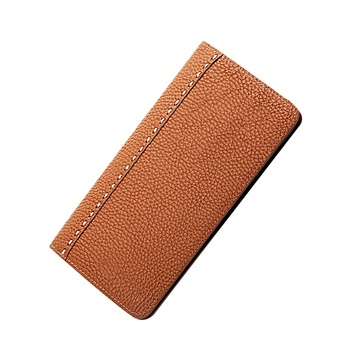 Fashion best brand man genuine leather long wallet slim card holder leather teen wallets wholesale