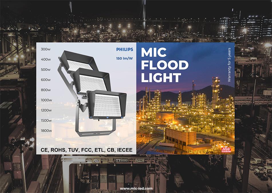 led flood light 1000w
