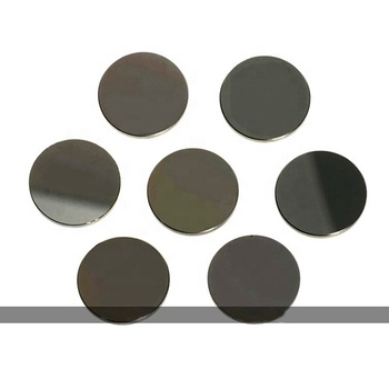 Mass production of IR silicon wafer infrared filter