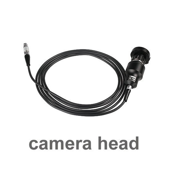 standard monitor led light source CCD portable endoscope camera unit