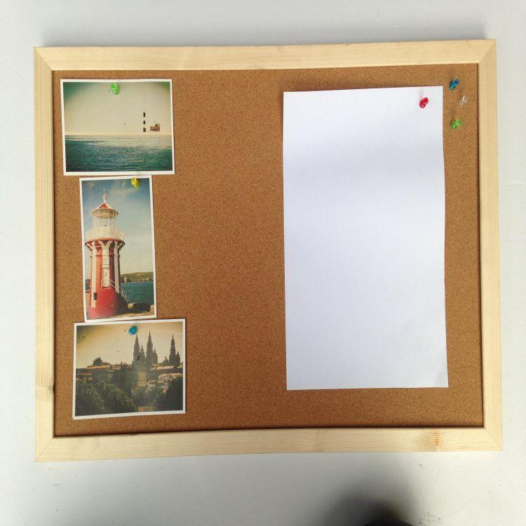 "Hot selling cork board bulletin bi silque 24"" - Yola WhiteBoard   szyola.net"