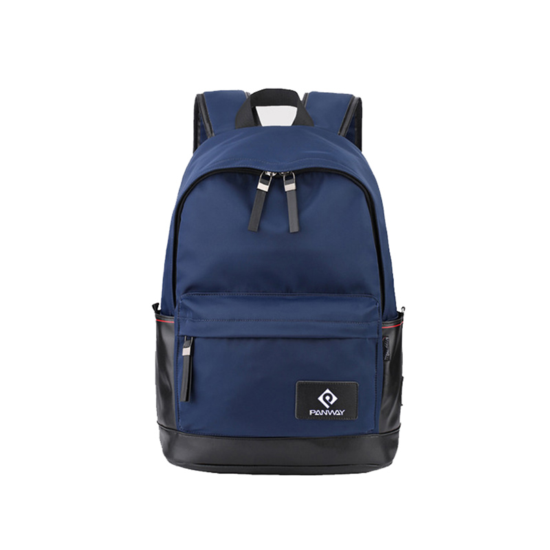 Wholesale school backpack High capacity waterproof Daily Leisure popular teenager school backpack for university students