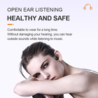 Handsfree Bluetooth Bluetooth Custome Earphones OEM Manufacturer Custom Mobile Handsfree Headband Headset Earphone Open Ear Bone Conduction Bluetooth Headphones Wireless