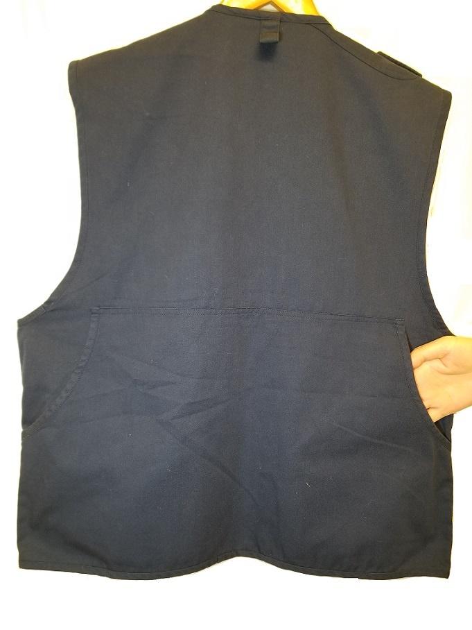 Navy Allround photograph waistcoat Black Trucker working vest TC Outdoor fishing vest Casual Hunting kidney protection waistcoat