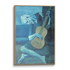 Gallery Wooden Frame Natural Wood