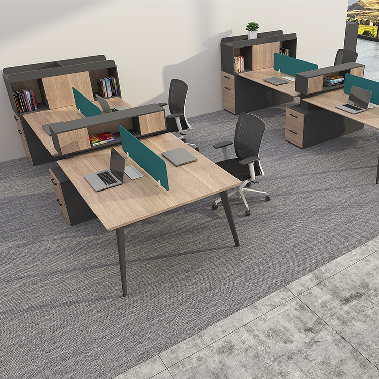 Office Furniture Desk For Office Furniture Workstation Desk 2, 4, 6 Seater Office Workstation Partition Office Desk Furniture