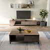 (B-TV cabinet + coffee table)-LS02ZHV1MB001