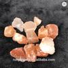 Orange salt ore stone