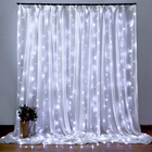 Firework Light Led Party Led Light Garden Room Party Wedding Decoration Battery Operated Firework Light LED Twinkle Outdoor Curtain String Solar Led Fairy Light