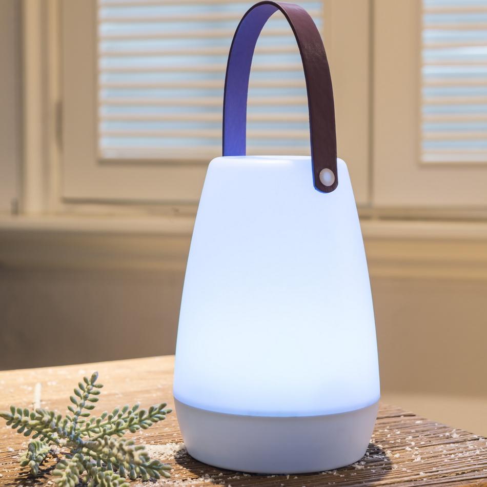 Kanlong nordic eupore american modern decorative standing battery powered white portable desk lighting led custom table lamp