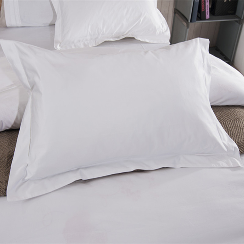 Недорогой комплект постельного белья из хлопка для отеля, постельное белье для отеля, 200-500TC