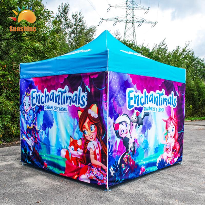 Профессиональная торговая выставка, складная палатка 3x3 м, навесная палатка, выдвижная беседка