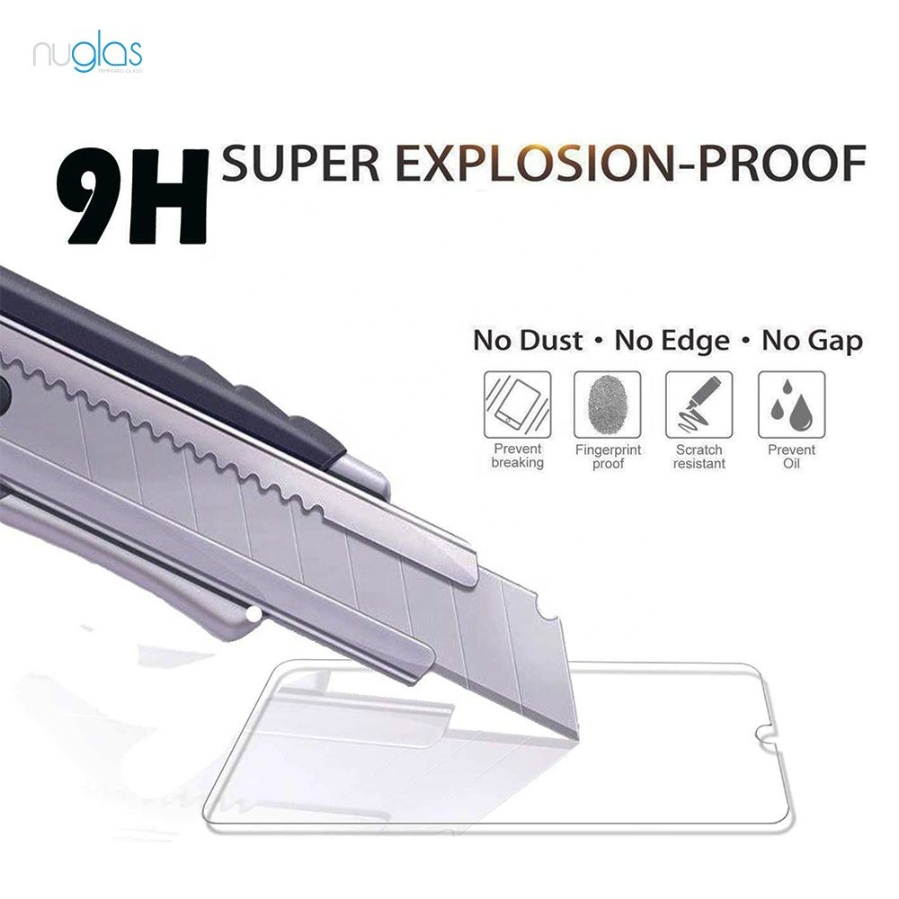 Good sale volume screen protector glass film stable quality glass for LG k31 K8X