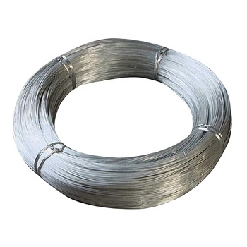 a real bargain high quality Q195 Q235 hot dipped Galvanized Iron Wire
