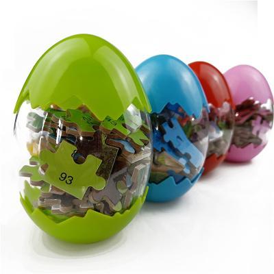 Пазл-яйцо динозавр, пазл, пасхальные яйца-сюрприз, яйца динозавр, игрушки для детей и детей, каждое из 60 штук, развивающие