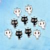 mix enamel cats