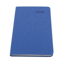 Ноутбук 2020 ежемесячный планировщик дневник путешественник роскошный бизнес ноутбук назад в школу блокнот план Блокнот-Органайзер Ноутбук(Китай)