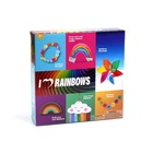 Educational Toys Education Children Toy LFDIY6061 Wholesale Kids Handmade Art Educational Kit DIY Craft Rainbow Toys For Child