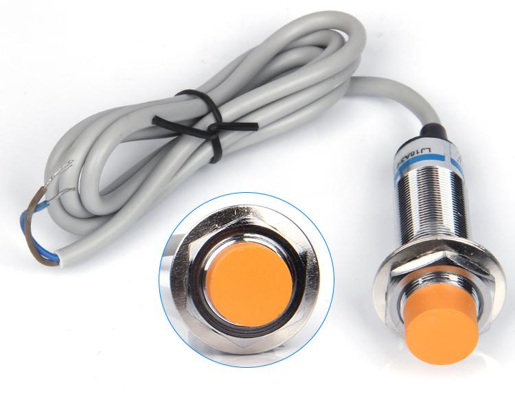 Стандартный LJ18A3-5-Z/BX IP67 элеваторный дверной сенсор M18 Датчик индуктивный