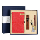 Corporate 4 In 1 Gift Kit USB PEN Notebook Bookmark Gift Set Office Accessory Promotion Corporate Business Gift Set/