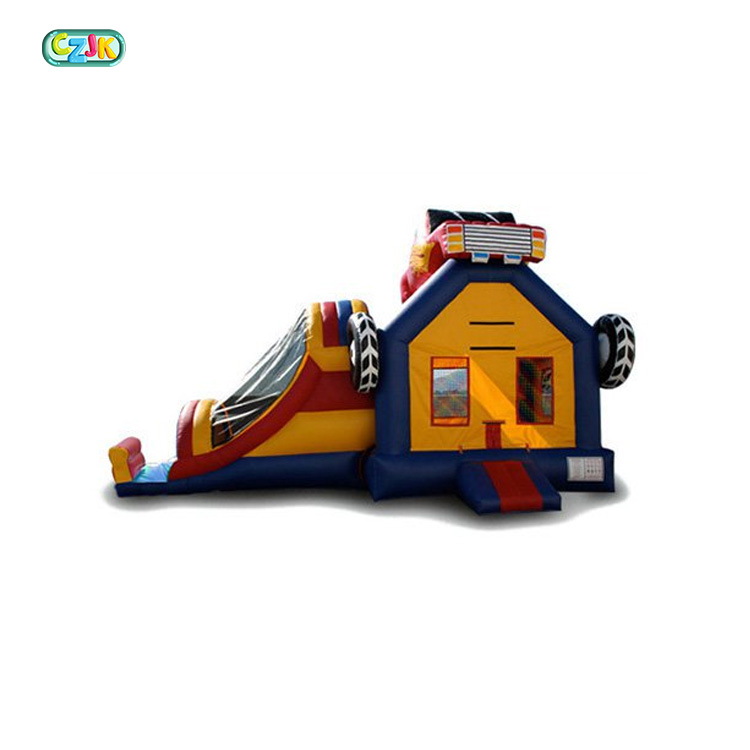 moonwalk commercial camouflage inflatable bouncer jump bouncy castle jumper small monster truck bounce house