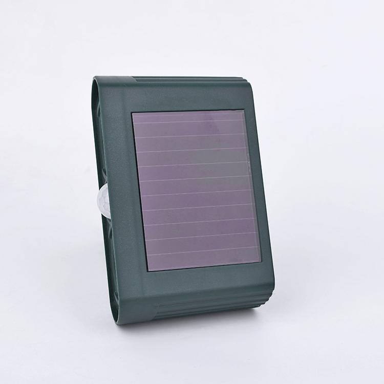 Cat Dog Bird Ultrasonic Repellent Outdoor Solar Powered Animal Repeller Control Waterproof