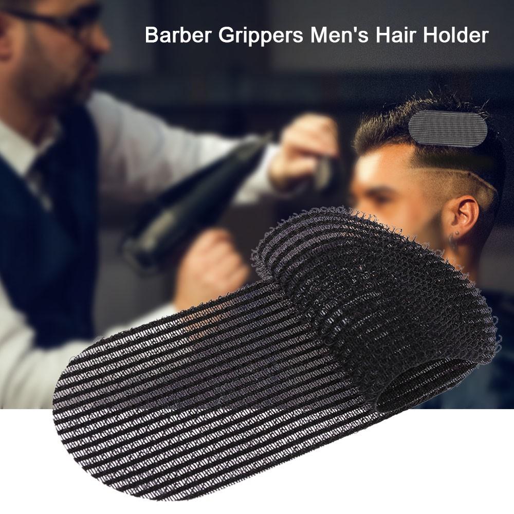 Красочные парикмахерские захваты для волос для мужчин и женщин мужской держатель для волос цветные 2 упаковки индивидуальные держатели для волос с логотипом