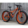 Orange for spoke wheel